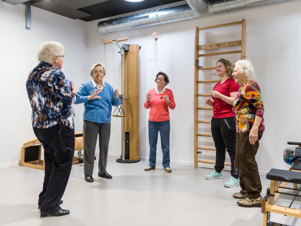 fysiofit gym voor ouderen Kinesis-2297