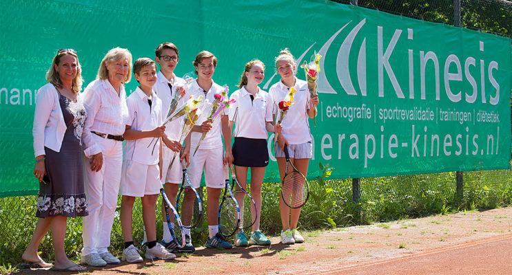 tennis sponsor peize fysiotherapie