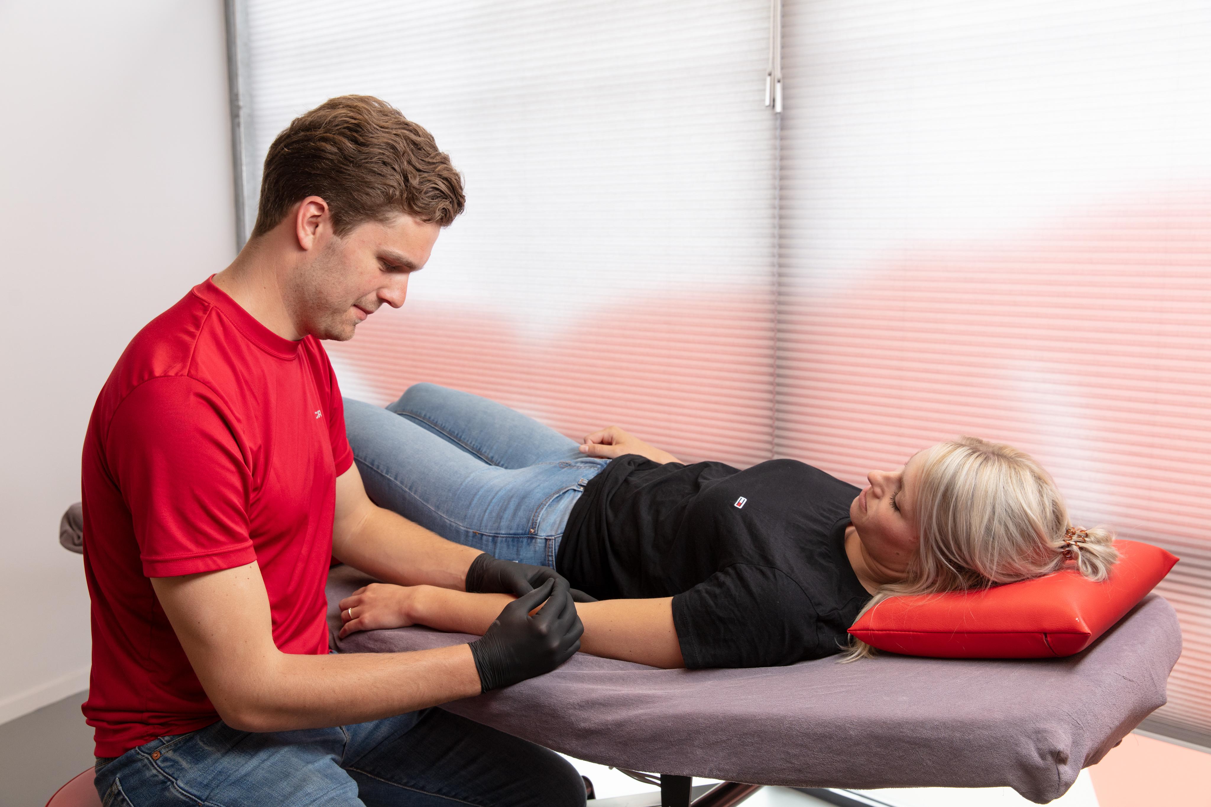 wat is manuele therapie peize drenthe